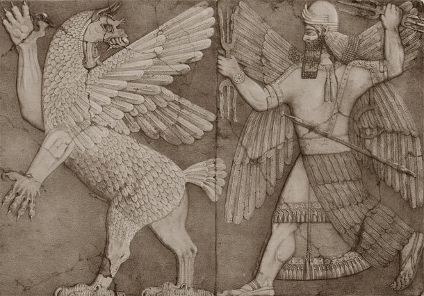 sumerian st george